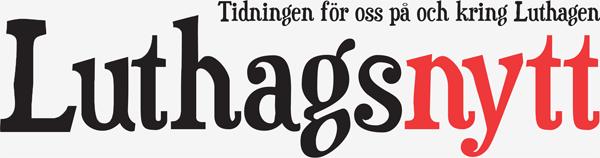 Luthagsnytt-logo